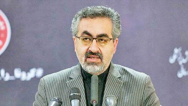 سبقت تهران در مرگ کرونایی