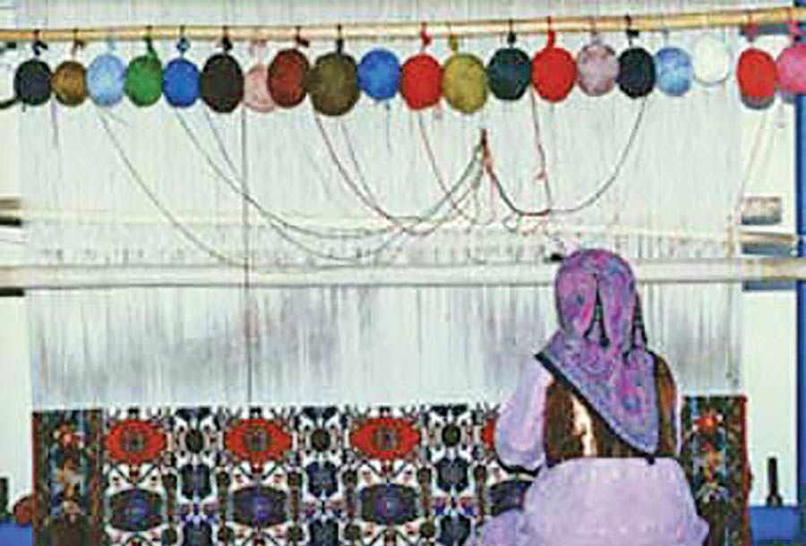 فرشبافی در مشهد