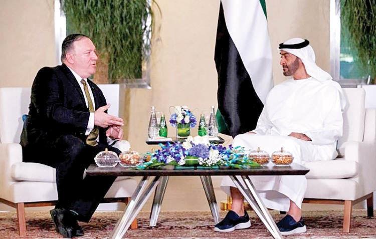 خلأ بزرگ اطلاعاتی آمریکا در امارات