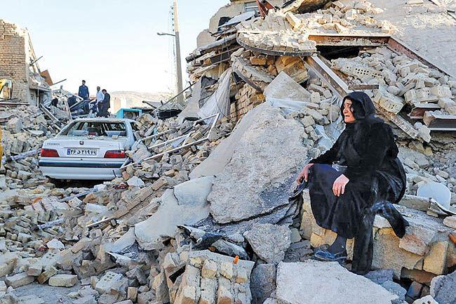 آمادگی در برابر زلزله با بزرگدادهها