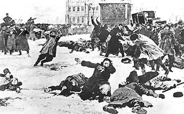 علل و زمینههای انقلاب ناکام 1905 در روسیه