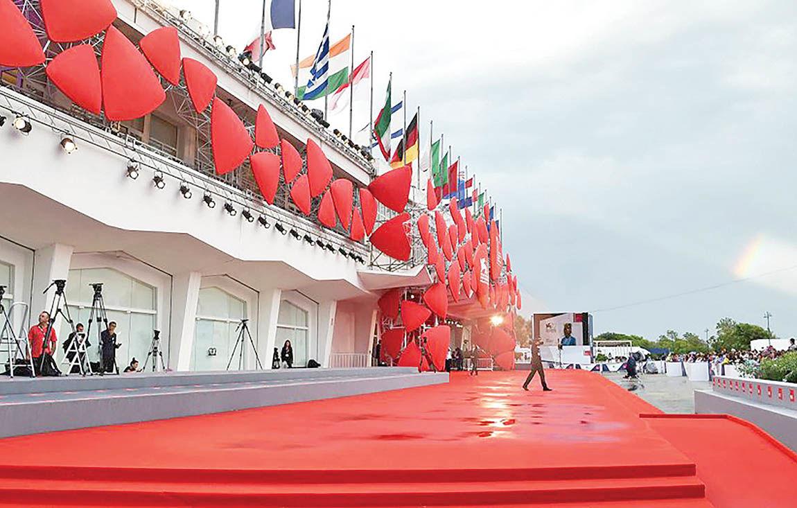 دو جایزه برای سینماگر ایرانی در جشنواره ونیز