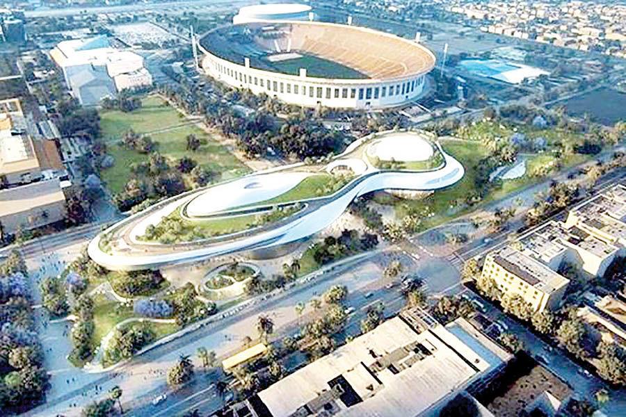 کلنگ موزه یک میلیارد دلاری جورج لوکاس زده شد