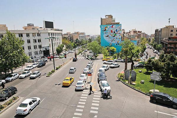 7 تغییر کرونایی ترافیک تهران