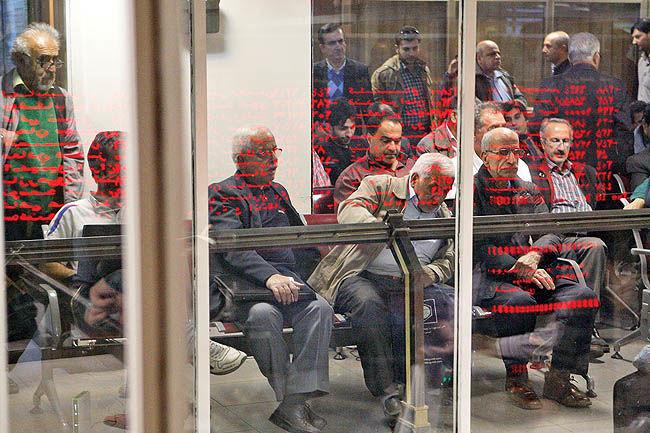 سهگانه تردید در بورس تهران