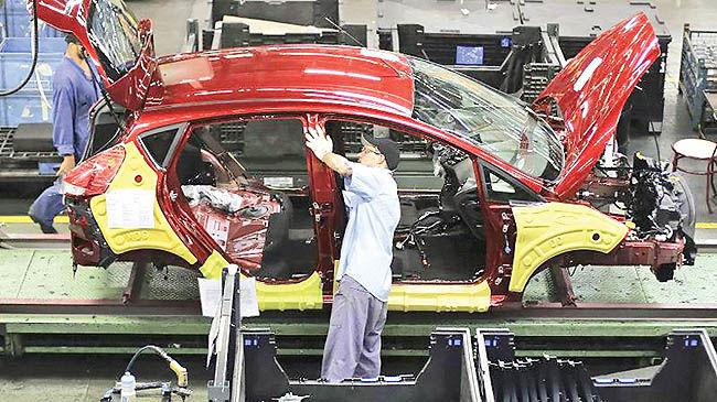 افزایش فروش و صادرات خودروی برزیل