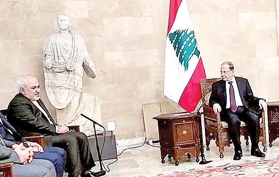 آمادگی شرکتهای ایرانی برای مشارکت در پروژههای لبنان