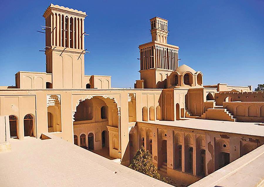 ماموریت ترویج فرهنگ احیای بناهای تاریخی