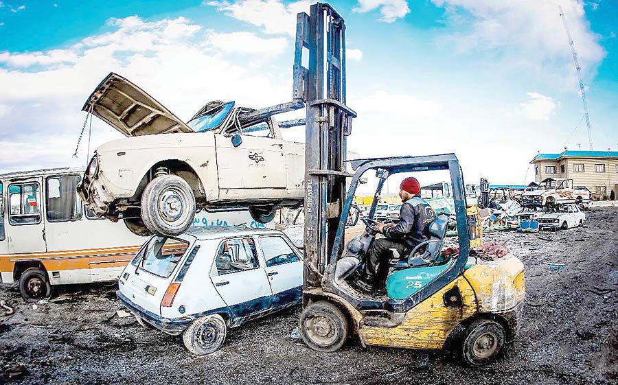 گره کور واردات خودرو با خروج فرسودهها