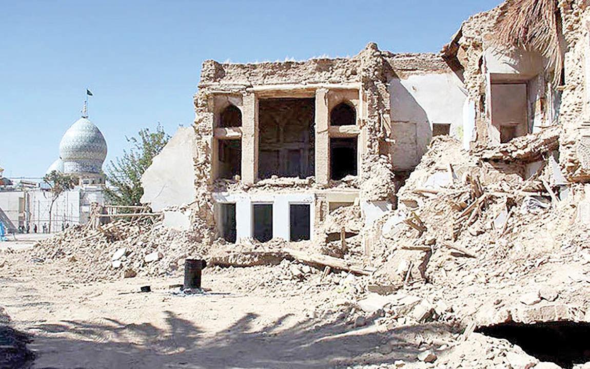 حکم قضایی علیه تخریب بافت تاریخی شیراز