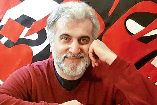 نمایشگاه «موزیکالیگرافی» بهمن پناهی در نیاوران