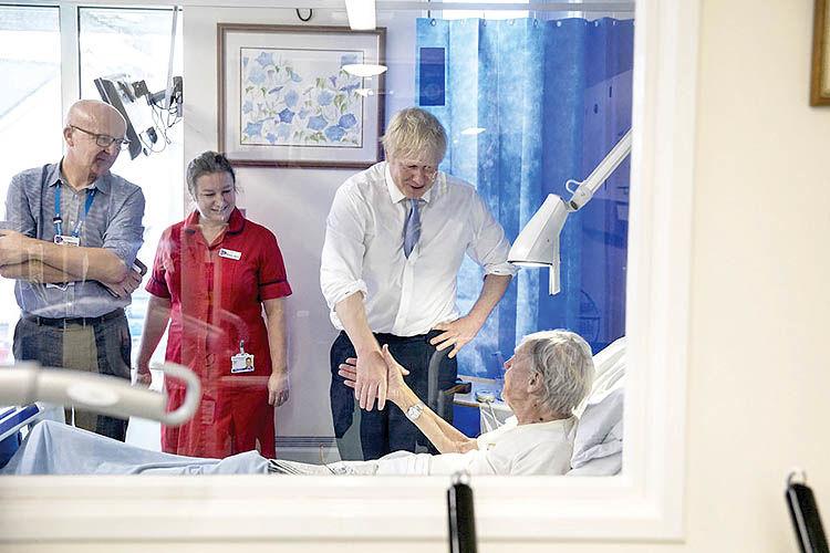 رقابت نفسگیر در بریتانیا