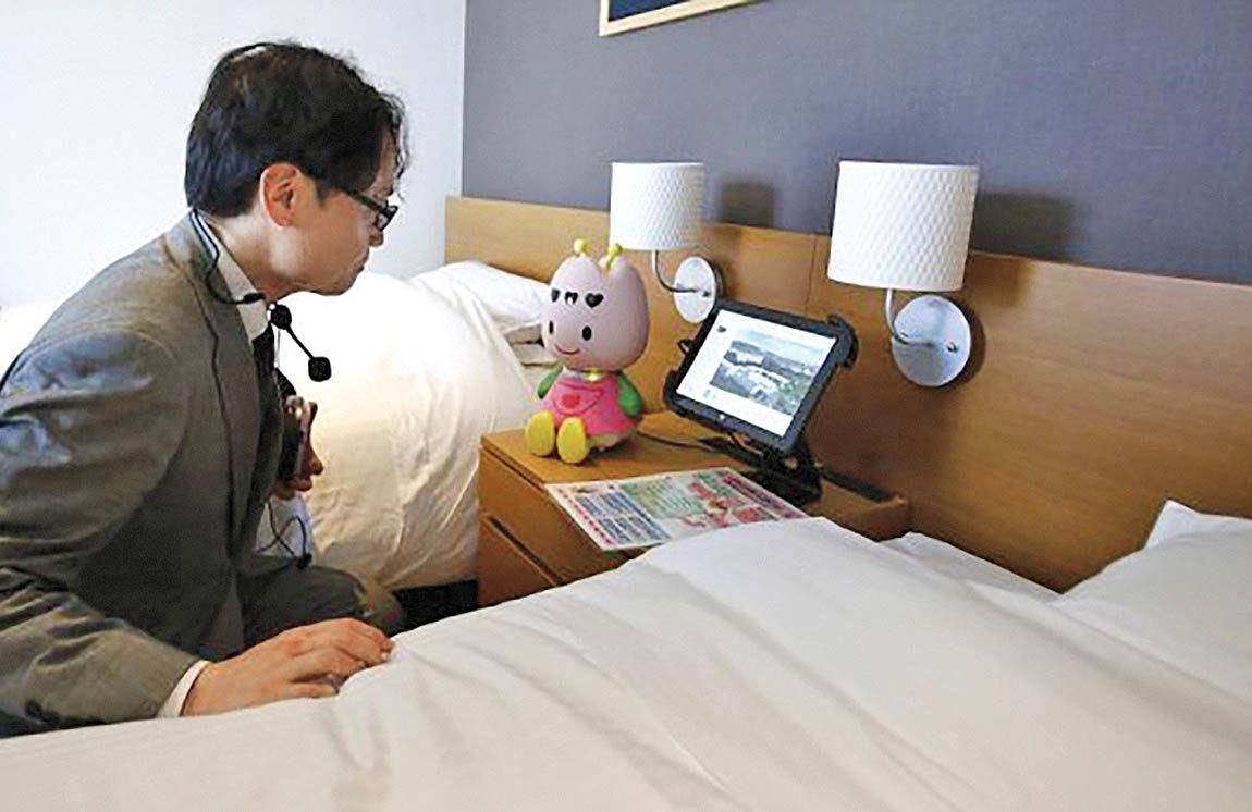 هتل ژاپنی کارمندان روباتیک را اخراج کرد
