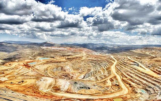 نقصان نسخه اولیه توسعه معدن