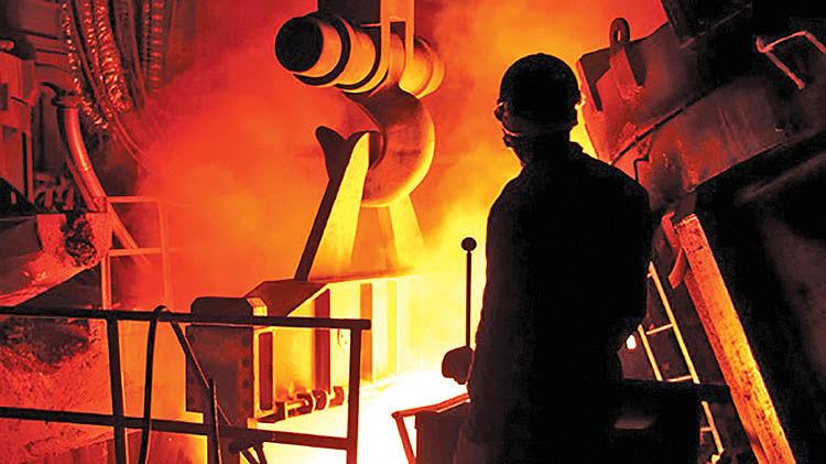 رکود، بازارهای فولاد را در نوردید