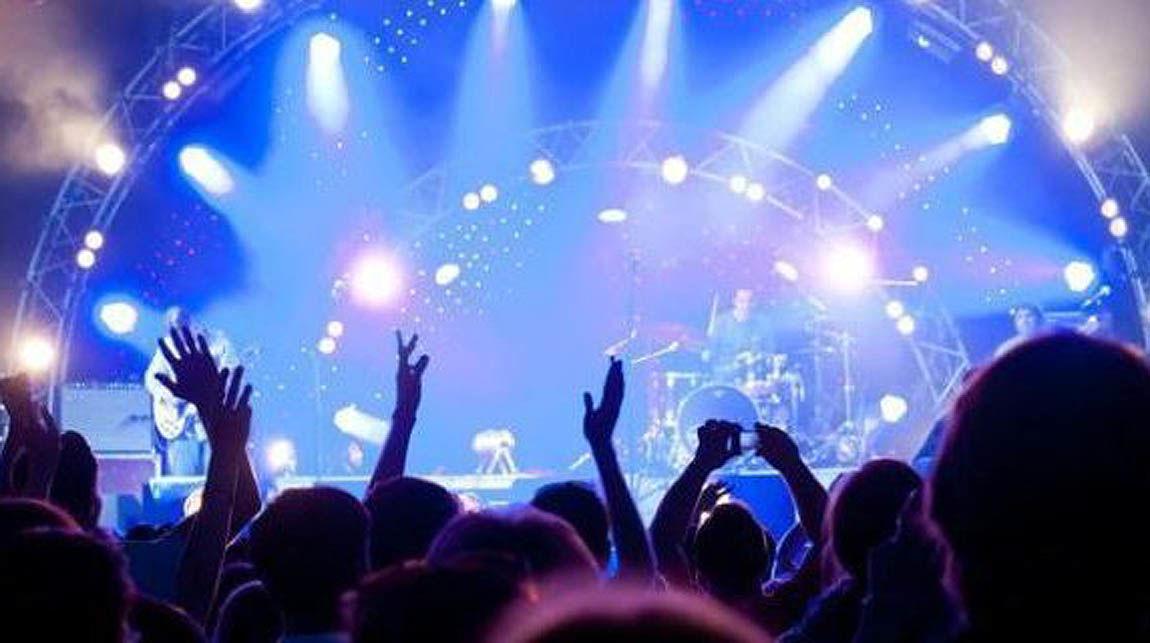 رکوردداران کنسرت در سه دهه