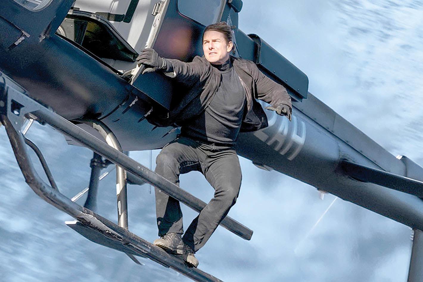 یکه تازی تام کروز در گیشه سینمای جهان