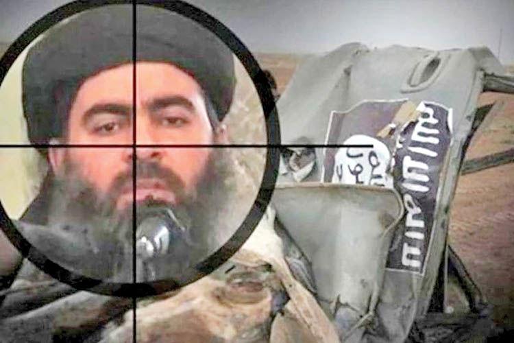 عملیات شکار خلیفه داعش در تونل
