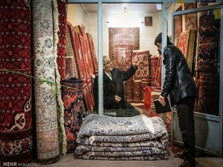 هنر فرش همدان