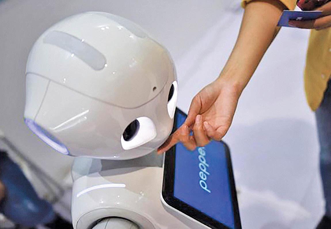 روباتی که راه خود را با «امواج فراصوت» پیدا میکند