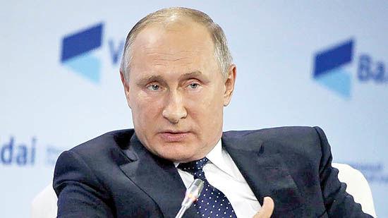 زمان تصمیم برای روسیه
