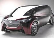 تمرکز تویوتا بر خودروهای هیدروژنی