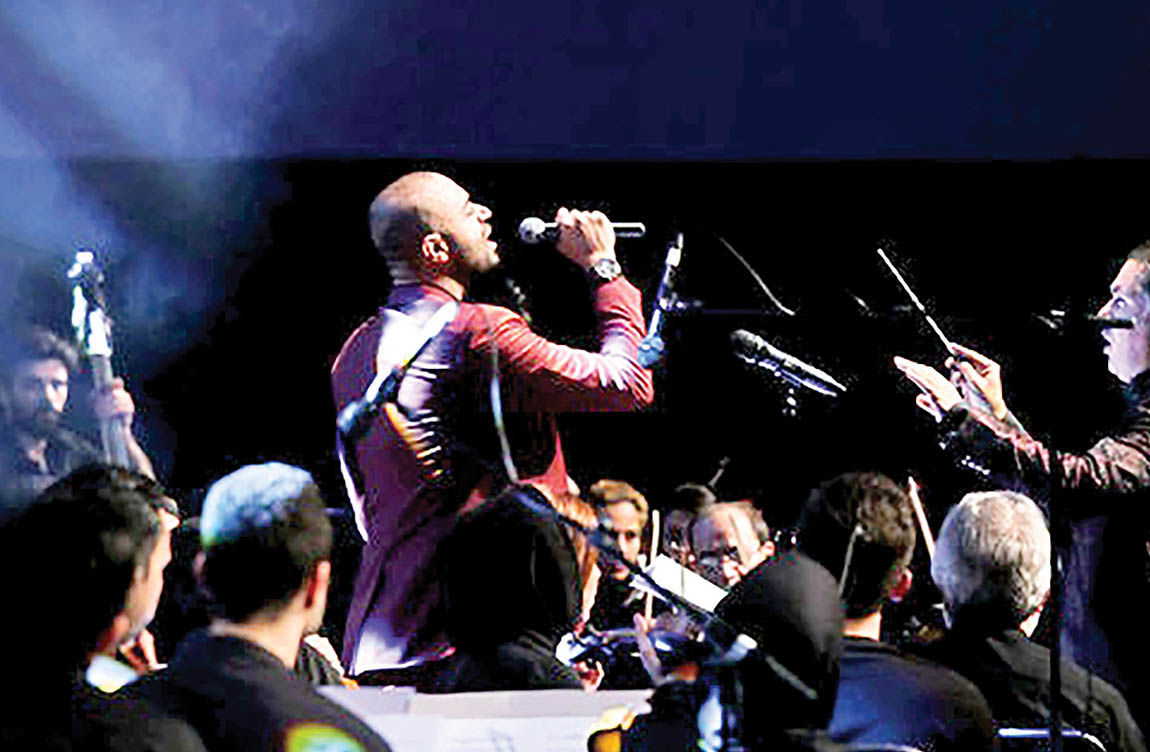 کنسرت جدید حمید حامی در تهران