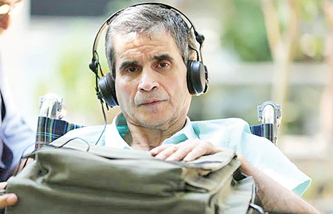 مرور آثار اصغر شاهوردی در تلویزیون