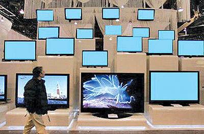 مشکل نمایشگر تلویزیونهای هوشمند رو شد
