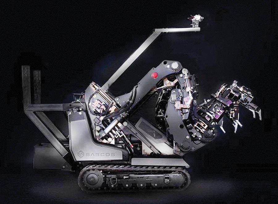 رونمایی از پیشرفتهترین رابط فیزیکی انسان و روبات
