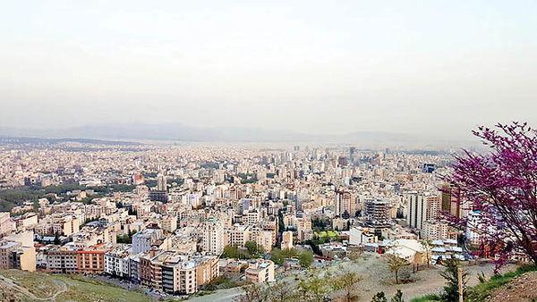 40 تغییر تهران تا سال 1402