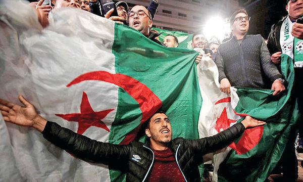 انقلاب آرام در الجزایر