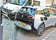 افزایش فروش برقیها در اروپا