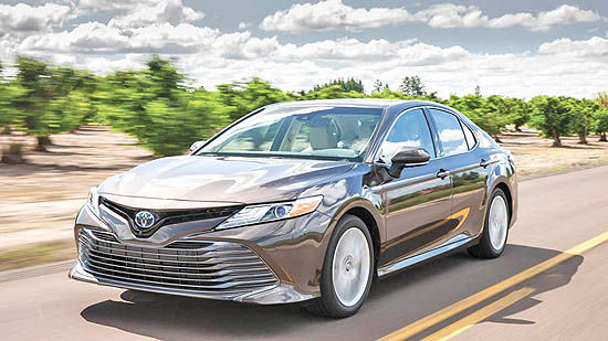 کاهش فروش خودروسازان ژاپنی در آمریکا