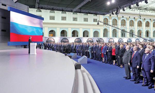 آمریکـا در تیـررس موشکهـای روسی