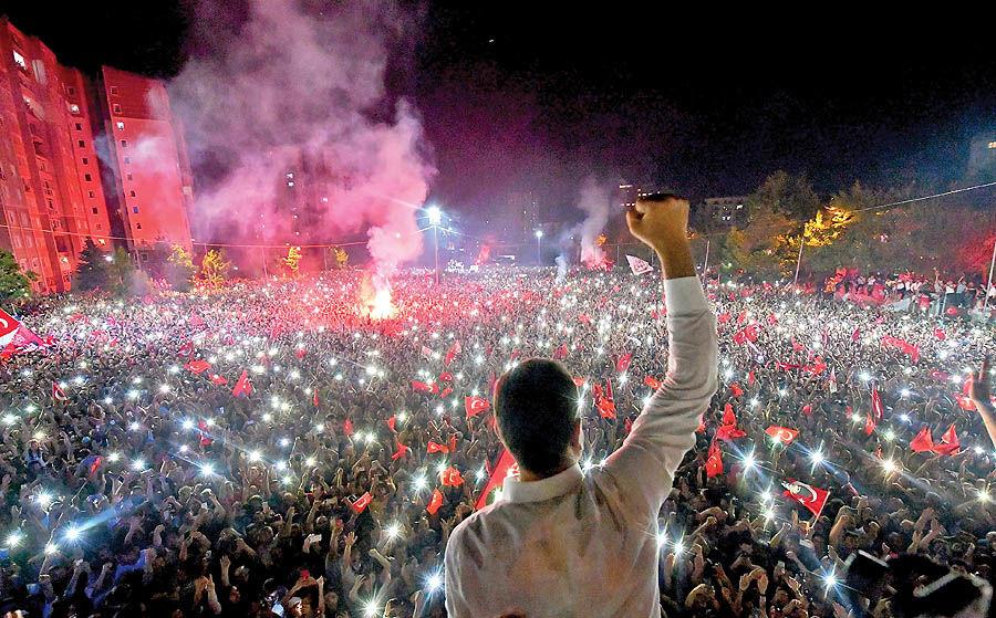 باخت بزرگ اردوغان در استانبول