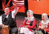کنسرت گیلکی ناصر وحدتی در تالار وحدت