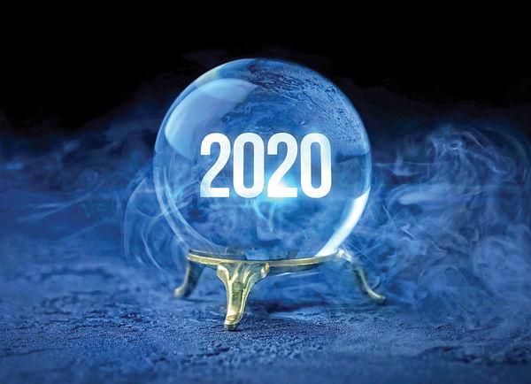 10 چشمانداز 2020