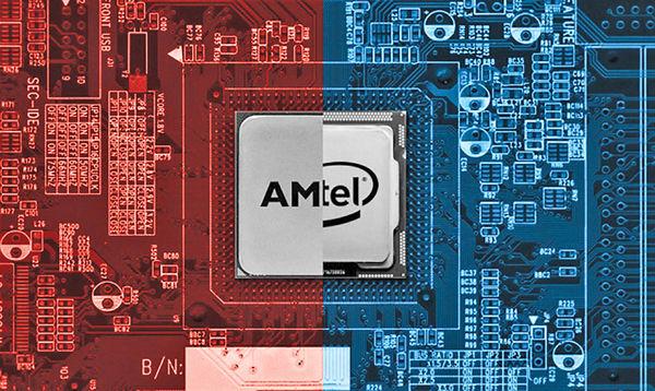 شکست اینتل توسط AMD پس از 20 سال
