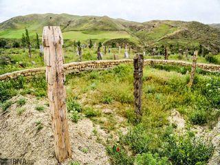 عجیبترین قبرستان ایران در روستای باغلق