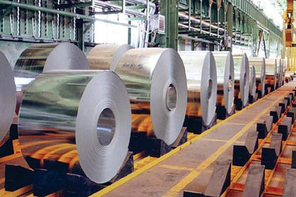 افزایش ۱۳۵ درصدی صادرات فولادی