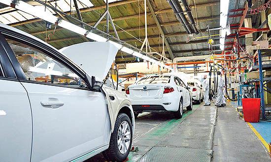 حرکت معکوس چینیها در خودروسازی ایران
