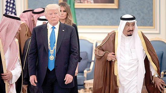 دوراهی نفتی ترامپ - سعودی