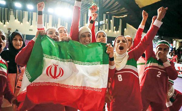 طلای تاریخی مردان و زنان کبدی