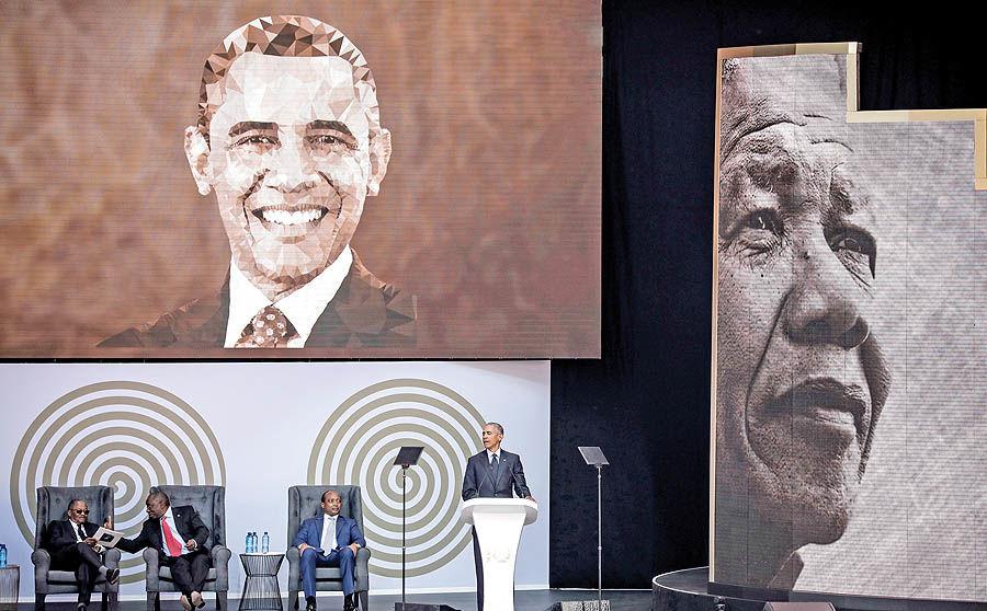 نطق آتشین اوباما علیه اقتدارگرایی جدید
