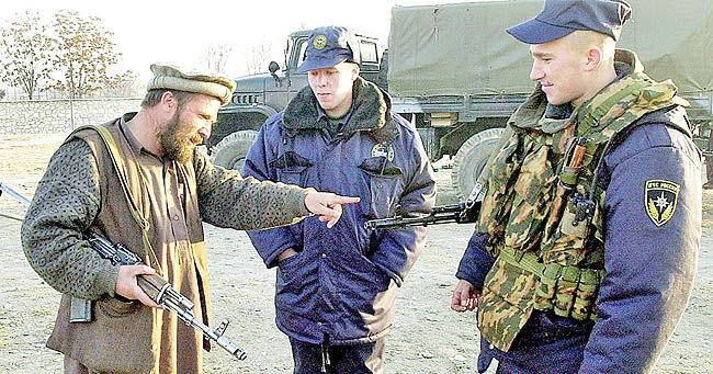 بازگشت روسیه به افغانستان