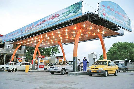 گام اول اصلاح مصرف بنزین