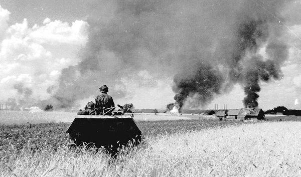 نبرد کورسک و پیروزی شوروی