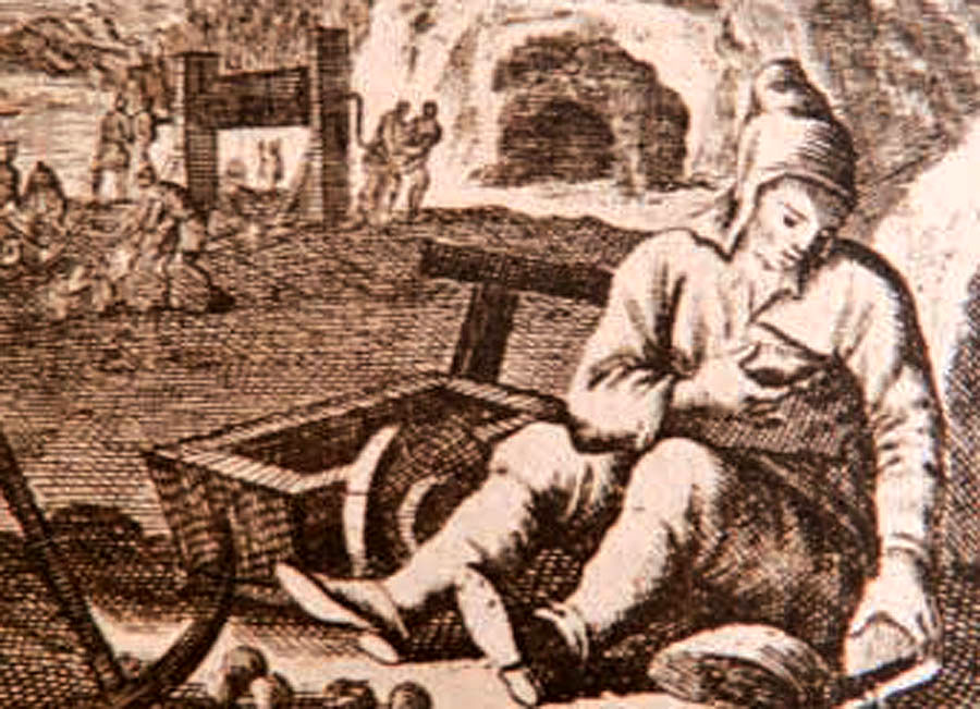منشأ فلزکاری در آلمان