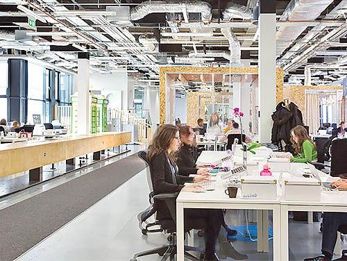 چگونه در دفاتر کار باز، بهینه کار کنیم